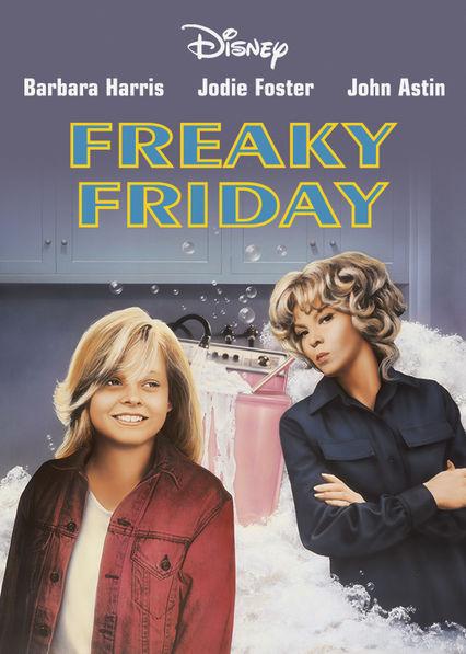 Freaky Friday Netflix AR (Argentina)