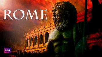 Netflix box art for Rome - Season 1