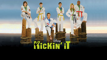 Netflix box art for Kickin' It - Season 2
