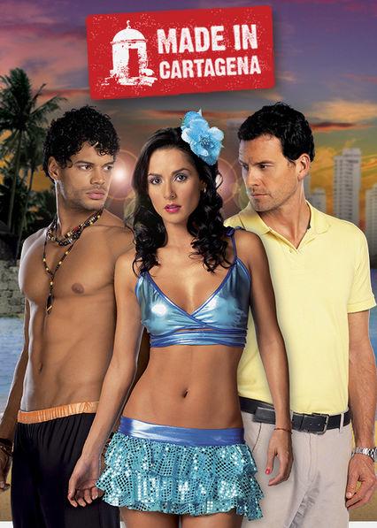 Made in Cartagena Netflix PR (Puerto Rico)