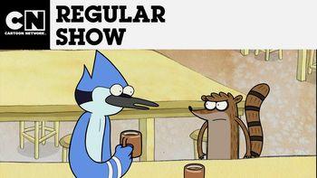 Netflix box art for Regular Show - Season 4