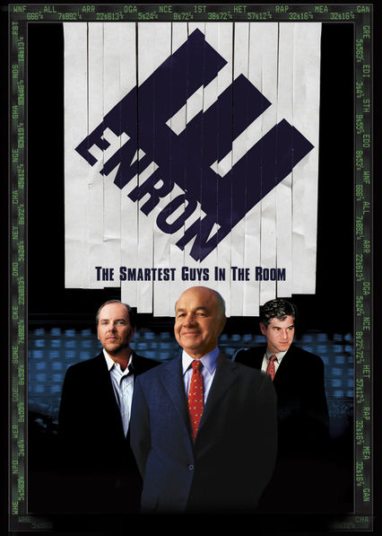 Enron: The Smartest Guys in the Room Netflix IN (India)