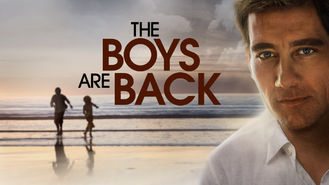 Netflix box art for The Boys Are Back