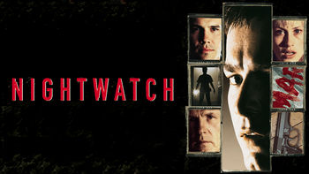 Netflix box art for Nightwatch
