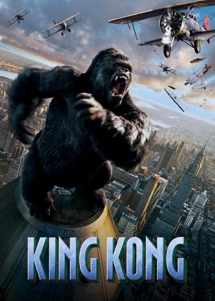 King Kong Netflix TH (Thailand)