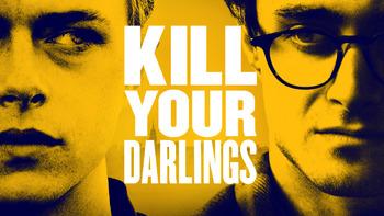 Netflix box art for Kill Your Darlings