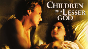 """an overview of the movie children of a lesser god by randa haines Mc reynald s banderlipe ii movie review: children of a lesser  god after watching the movie """"children of a lesser god"""" by randa haines."""