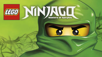 Netflix box art for LEGO Ninjago: Masters of Spinjitzu - Season 1
