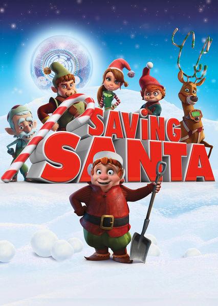 Saving Santa Netflix AR (Argentina)