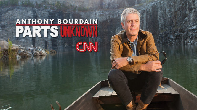 Netflix Box Art for Anthony Bourdain: Parts Unknown - Season 1