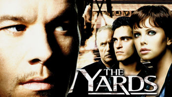 Netflix box art for The Yards