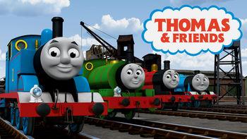 Netflix box art for Thomas & Friends - Season 1
