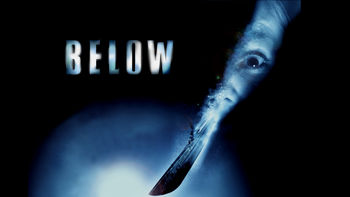 Netflix box art for Below
