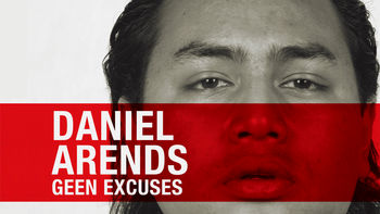 Netflix box art for Daniël Arends: Geen Excuses