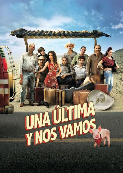 Una Ultima y Nos Vamos Netflix BR (Brazil)