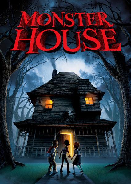 Monster House Netflix AR (Argentina)