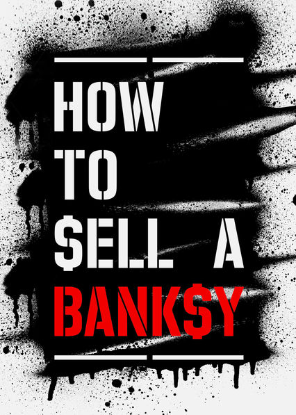 How to Sell a Banksy Netflix AR (Argentina)
