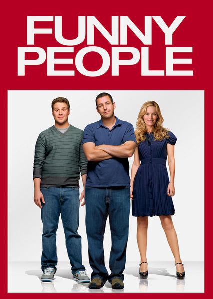 Funny People Netflix AU (Australia)