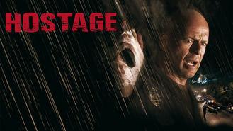 Netflix box art for Hostage
