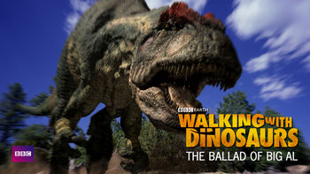 Netflix box art for Walking with Dinosaurs: The Ballad of... - Season 1