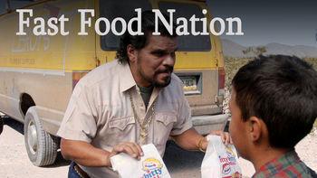 Netflix box art for Fast Food Nation