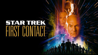 Is Star Trek: First Contact on Netflix?