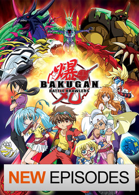 Bakugan: Battle Brawlers - Season 2
