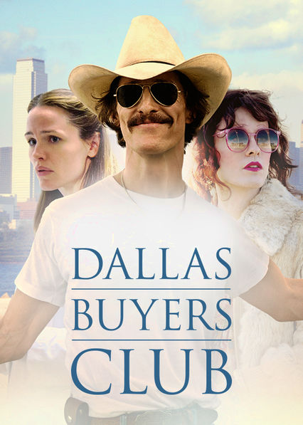 Dallas Buyers Club Netflix KR (South Korea)