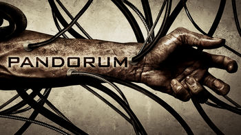 Netflix box art for Pandorum