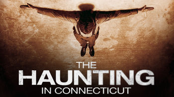 Netflix box art for The Haunting in Connecticut