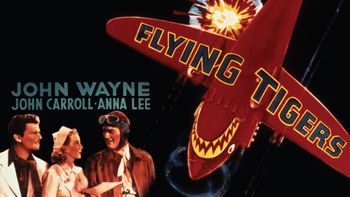 Netflix box art for Flying Tigers