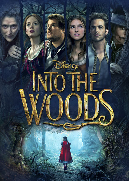 Into the Woods Netflix ZA (South Africa)