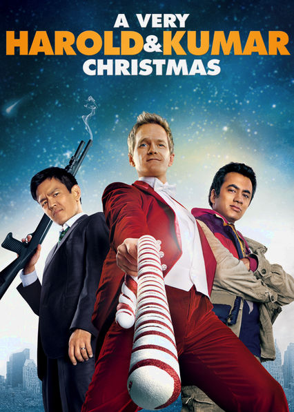 A Very Harold and Kumar Christmas Netflix BR (Brazil)