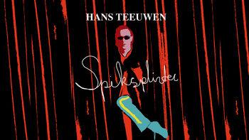 Netflix box art for Hans Teeuwen - Spiksplinter