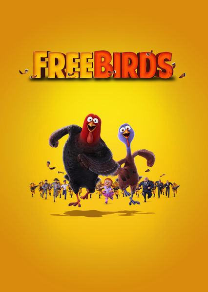 Free Birds Netflix CL (Chile)