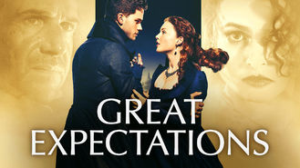 Netflix box art for Great Expectations