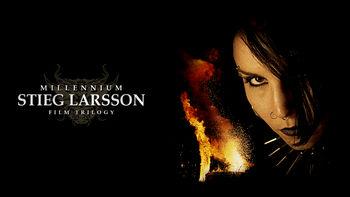 Netflix box art for Dragon Tattoo Trilogy: Extended Edition - Season 1