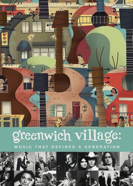 Greenwich Village: Music That Defined a Generation Netflix PR (Puerto Rico)