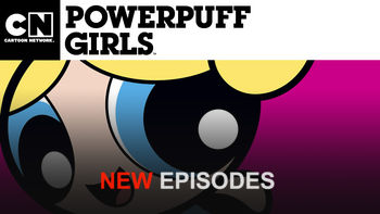 Netflix box art for Powerpuff Girls - Season 4