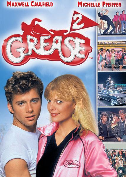 Grease 2 Netflix AR (Argentina)