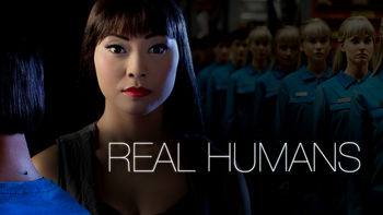Netflix box art for Real Humans - Season 2