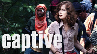 Netflix Box Art for Captive