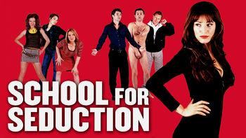 Netflix box art for School for Seduction