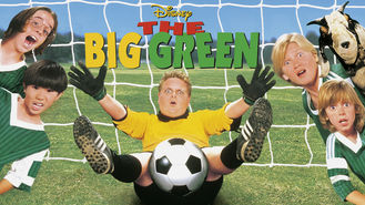 Netflix box art for The Big Green