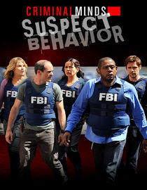 Criminal Minds: Suspect Behavior: Season 1: The Girl in the Blue Mask