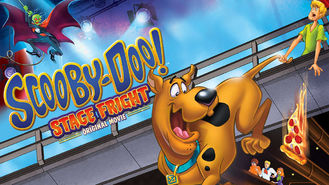 Netflix Box Art for Scooby-Doo! Stage Fright