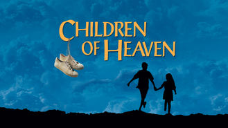 Netflix box art for Children of Heaven