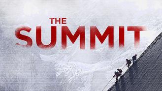 Netflix box art for The Summit
