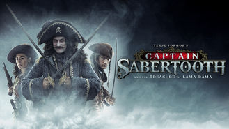 Netflix Box Art for Captain Sabertooth and the Treasure of...