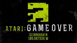 Netflix box art for Atari: Game Over
